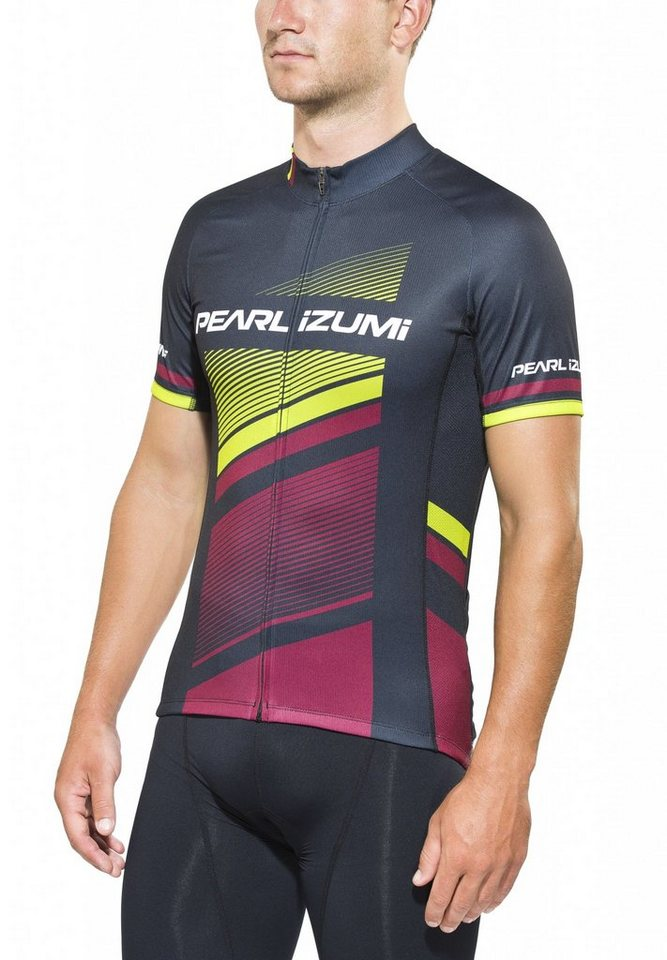 PEARL iZUMi Radtrikot »ELITE Escape LTD Jersey Men razor tibetan lime« in schwarz