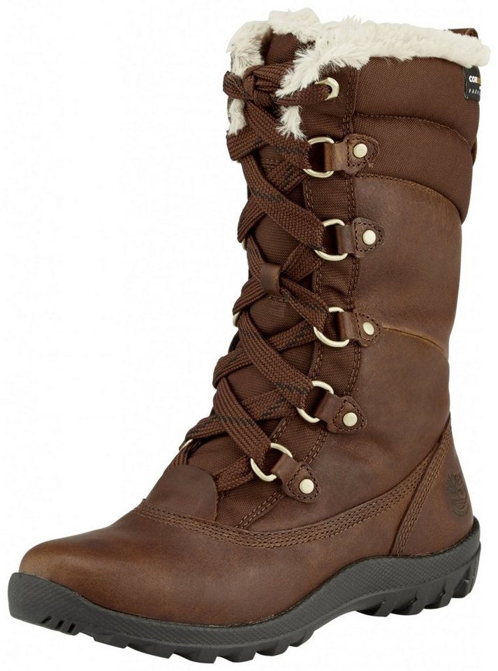 TIMBERLAND Kletterschuh »Mount Hope Mid F/L Shoes Ladies« in braun