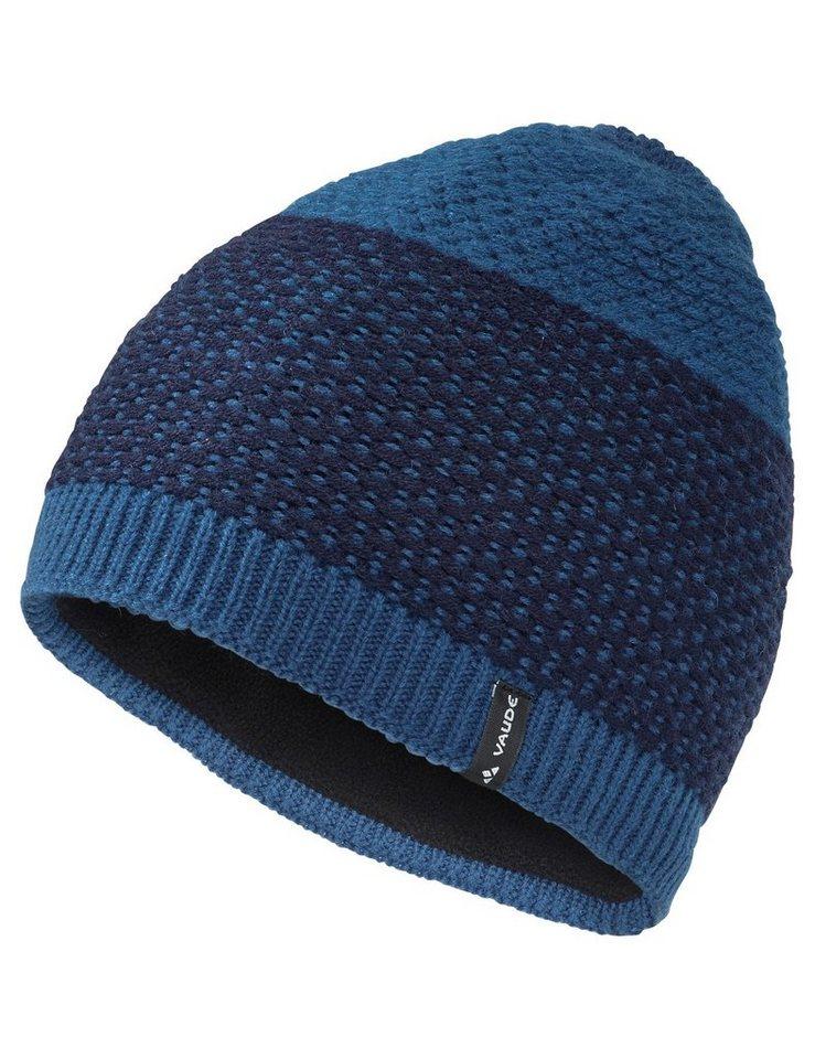 VAUDE Hut »Hardanger Beanie« in blau