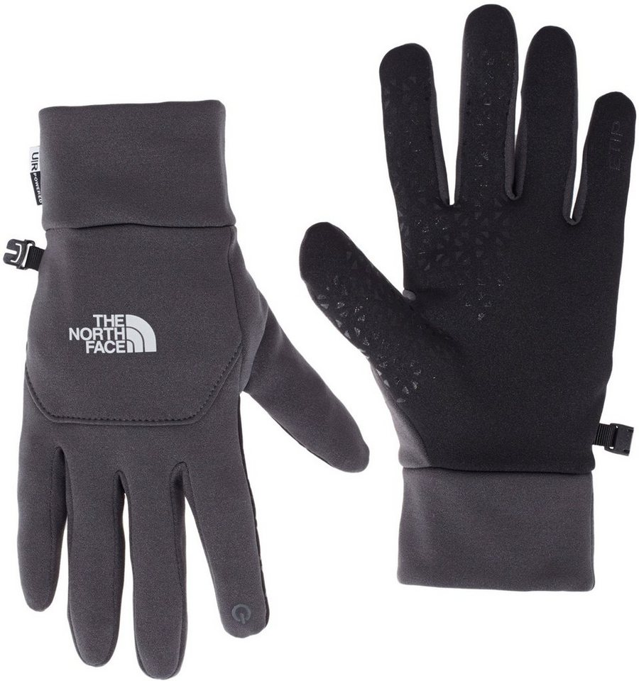 The North Face Handschuhe »Etip Gloves Men« in grau