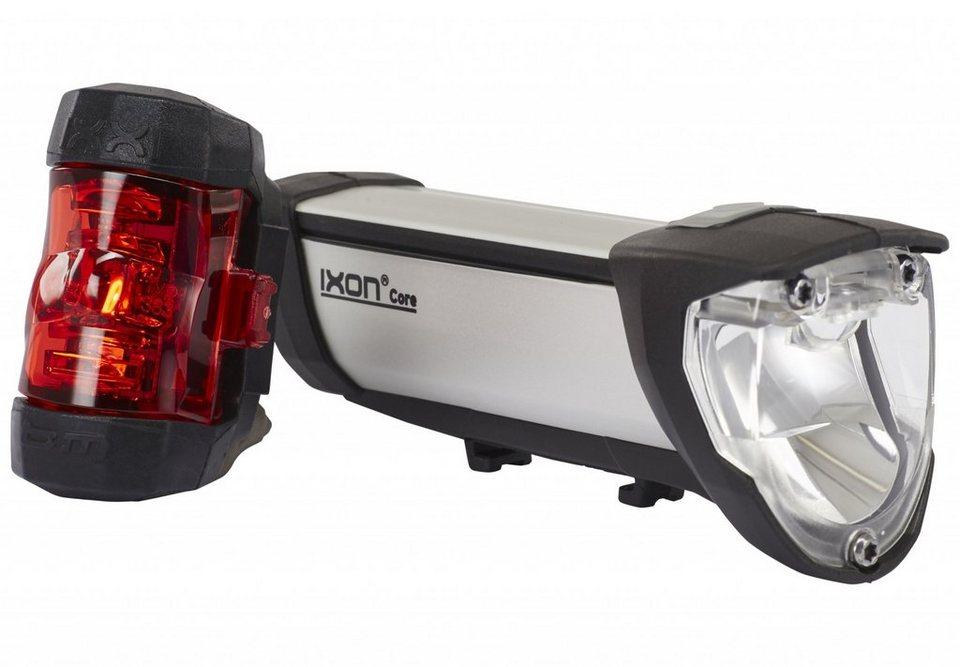 Busch + Müller Fahrradbeleuchtung »IXON Core/IXXI Beleuchtungsset«
