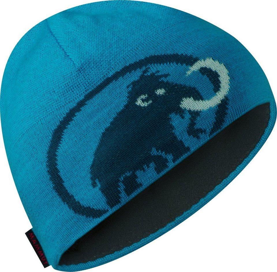 Mammut Hut »Tweak Beanie« in blau