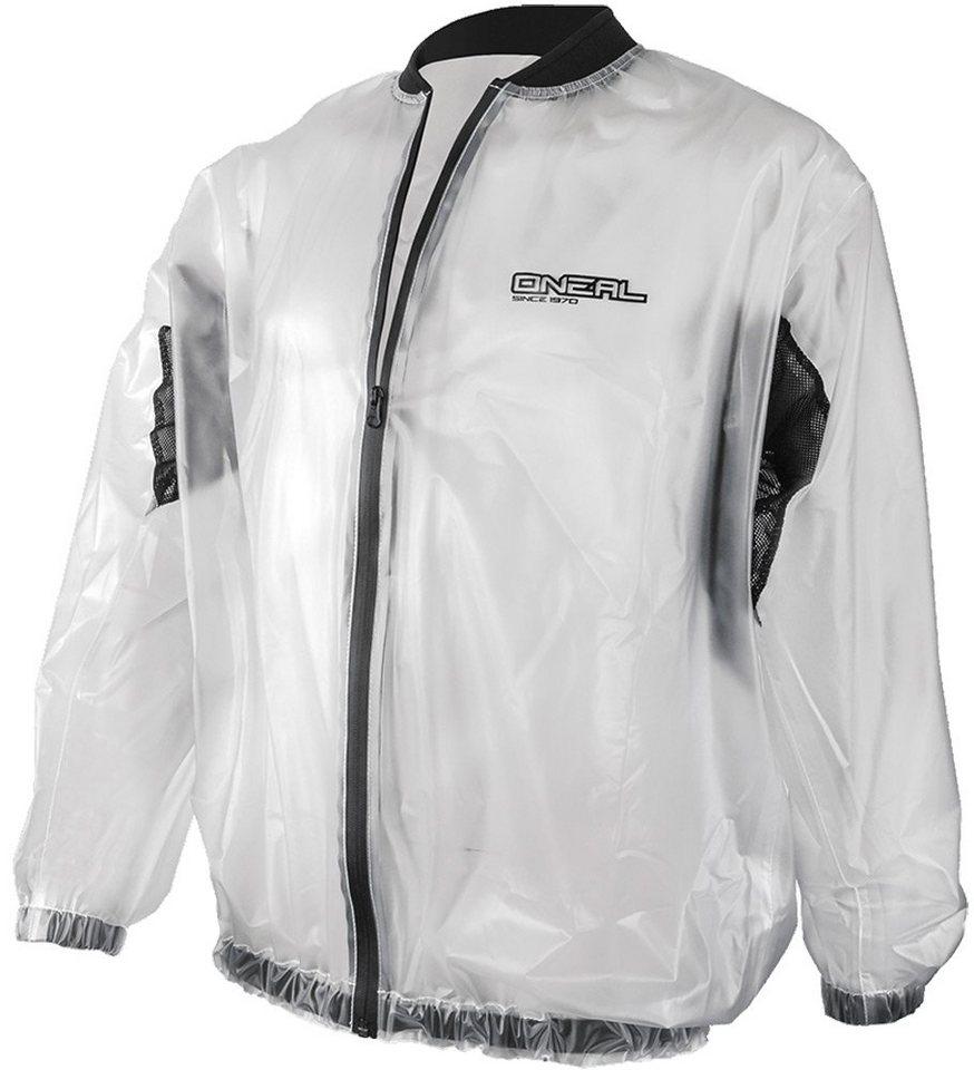 O'NEAL Radjacke »Splash Rain Jacket Men« in transparent