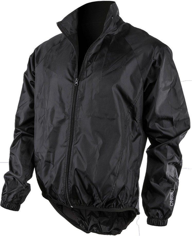 O'NEAL Radjacke »Breeze Rain Jacket Men« in schwarz