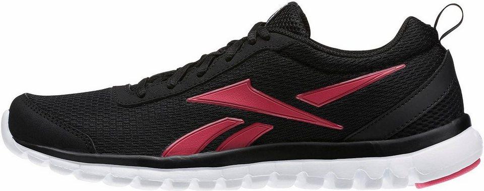 Reebok »Sublite Sport W« Laufschuh in schwarz-pink