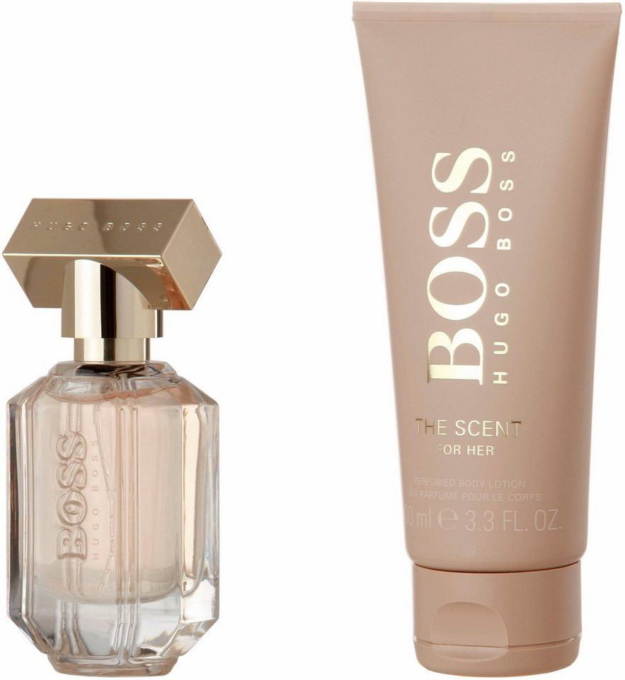 Hugo Boss, »The Scent for Her«, Duftset (2 tlg.)