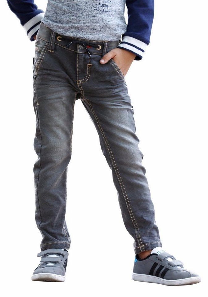 s.Oliver RED LABEL Junior Skinny-fit-Jeans in black-denim