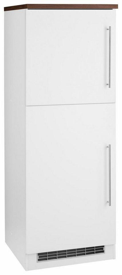 Held Möbel Kühlumbauschrank »Samos« in weiß