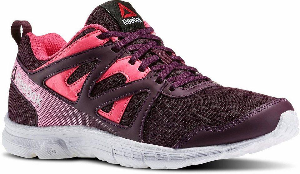Reebok »Run Supreme 2.0« Laufschuh in bordeaux-pink