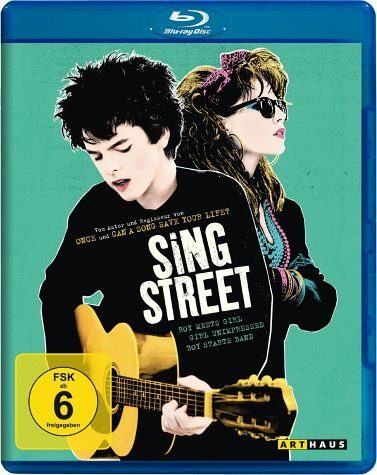 Blu-ray »Sing Street«