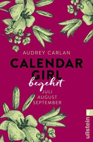 Broschiertes Buch »Begehrt / Calendar Girl Bd.3«
