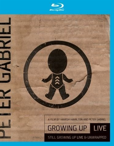 Blu-ray »Peter Gabriel - Growing Up Live (+ DVD)«