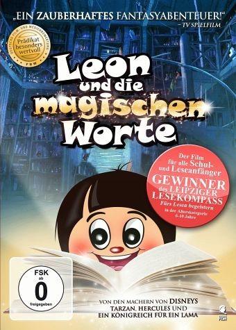 DVD »Leon und die magischen Worte«