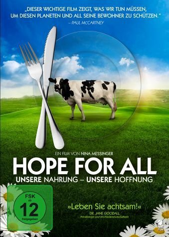 DVD »Hope For All: Unsere Nahrung - Unsere Hoffnung«