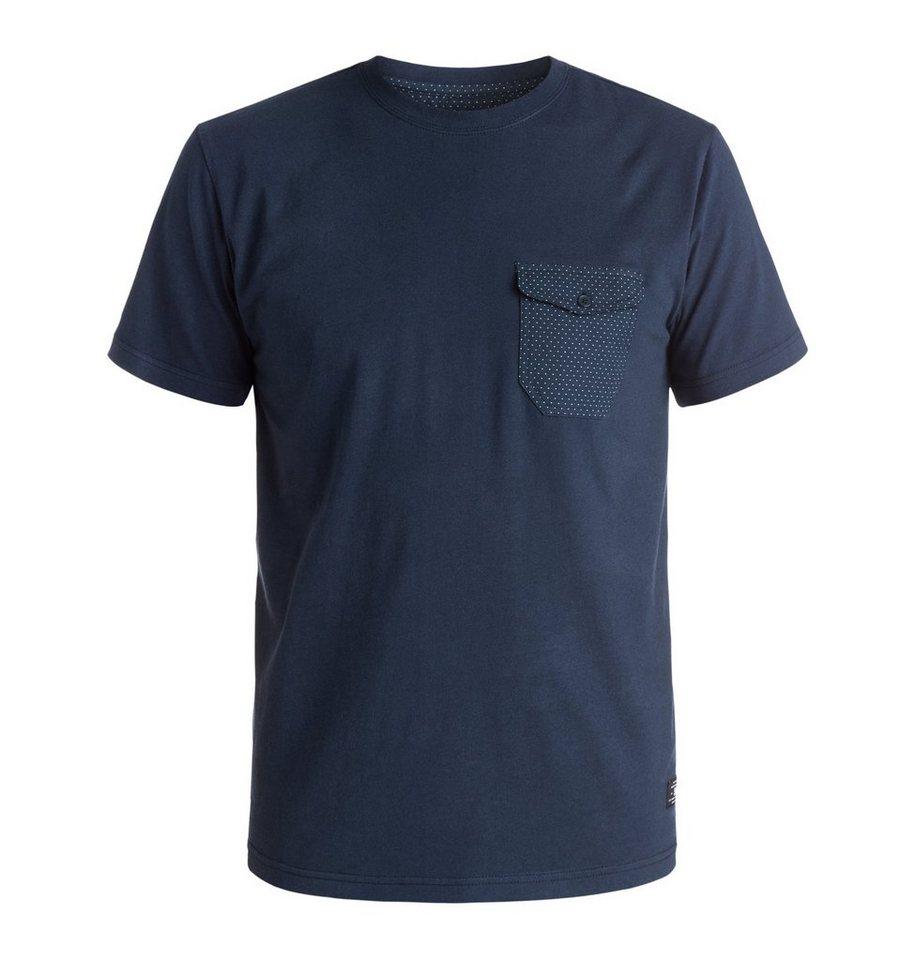 DC Shoes Pocket-T-Shirt »Hailey Morris« in indigo