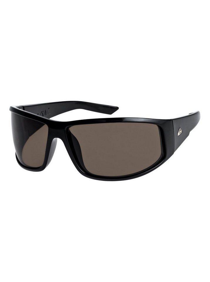 Quiksilver Sonnenbrille »Akka Dakka« in Black/black/grey
