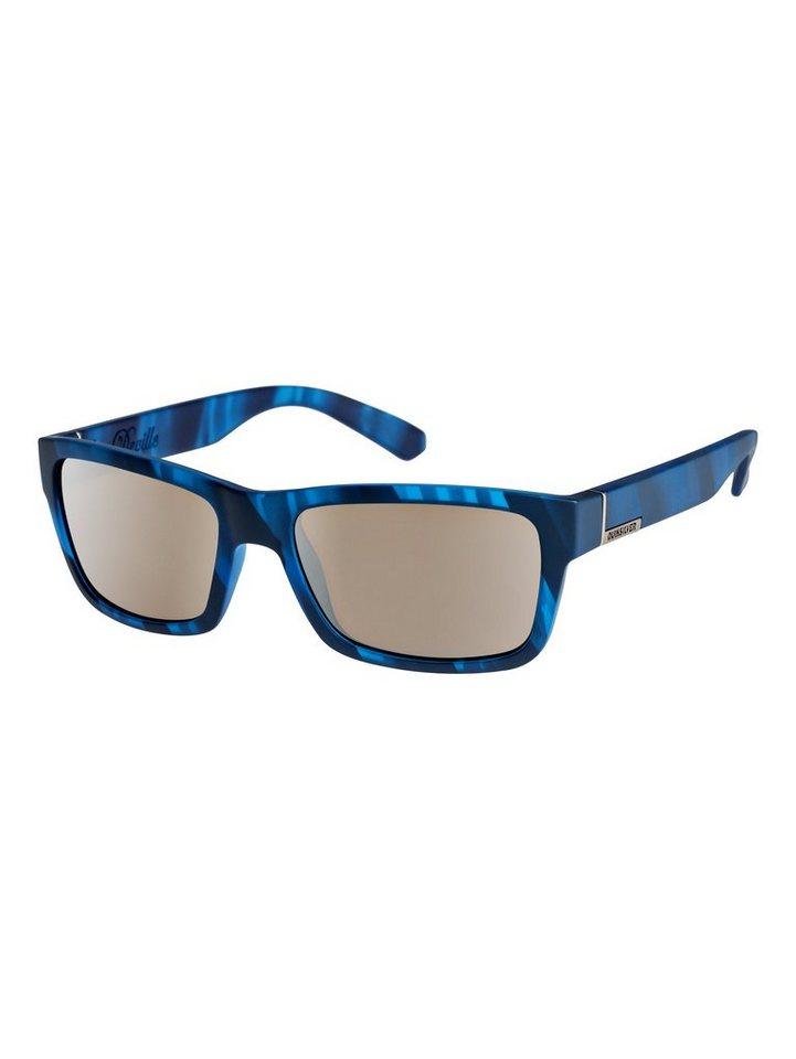 Quiksilver Sonnenbrille »Deville« in Blue/blue/grey
