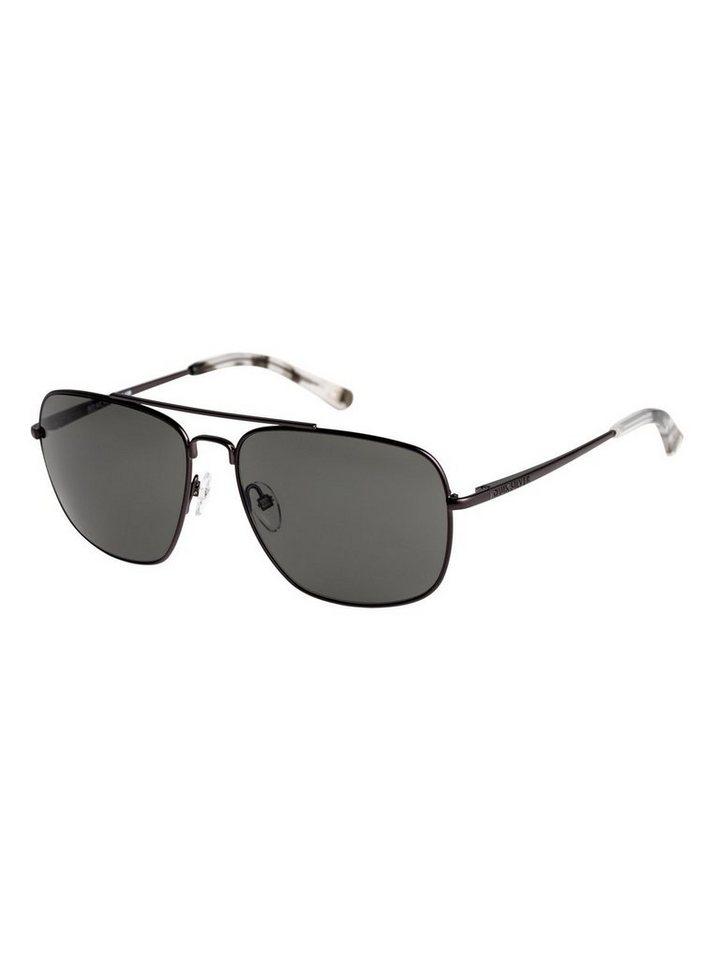 Quiksilver Sonnenbrille »Belmont« in Grey/grey/brown