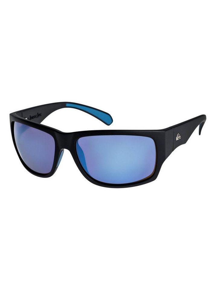 Quiksilver Sonnenbrille »Landscape« in Black/black/blue