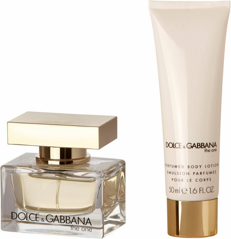 Dolce & Gabbana, »The One«, Duftset (2-tlg.)