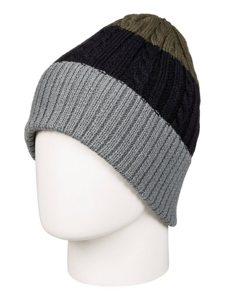 Quiksilver Beanie »Look Up« in Anthracite