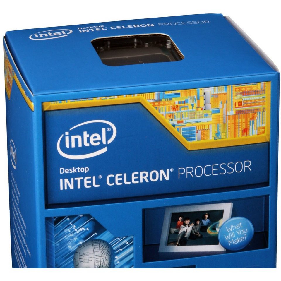 Intel® Prozessor »Celeron® Processor G1840«