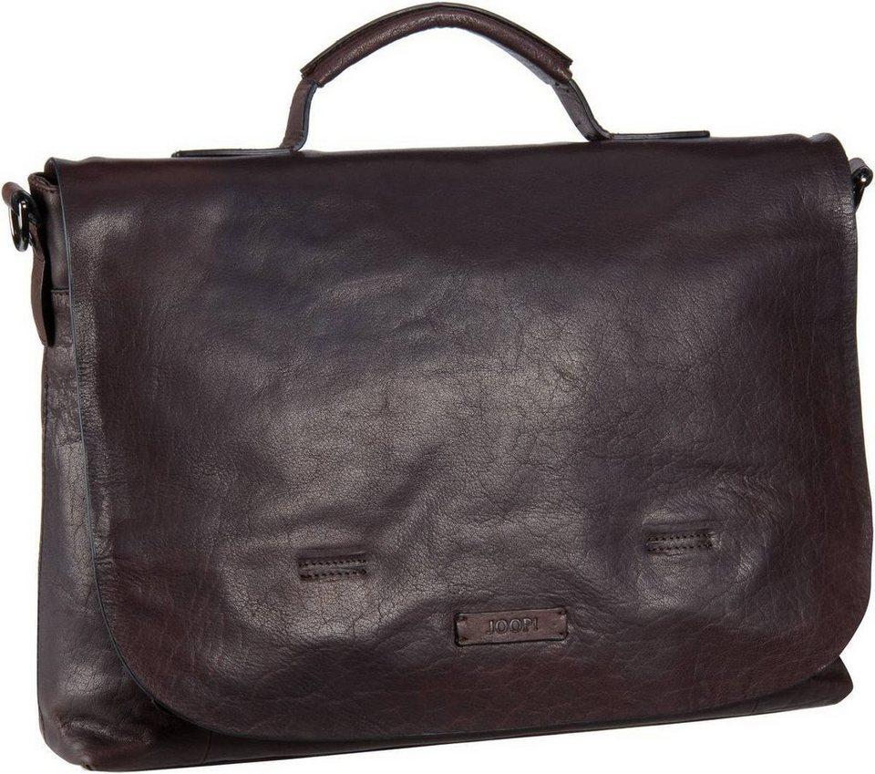 Joop Minowa Kreon Brief Bag in Brown