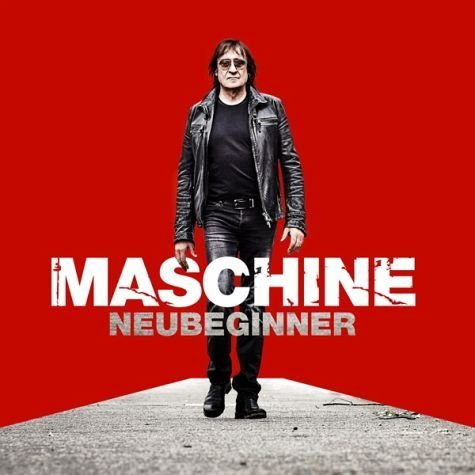 Audio CD »Dieter 'Maschine' Birr: Neubeginner«