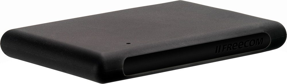 FREECOM Festplatte 1TB, USB 3.0, 6.35cm (2.5''), schwarz