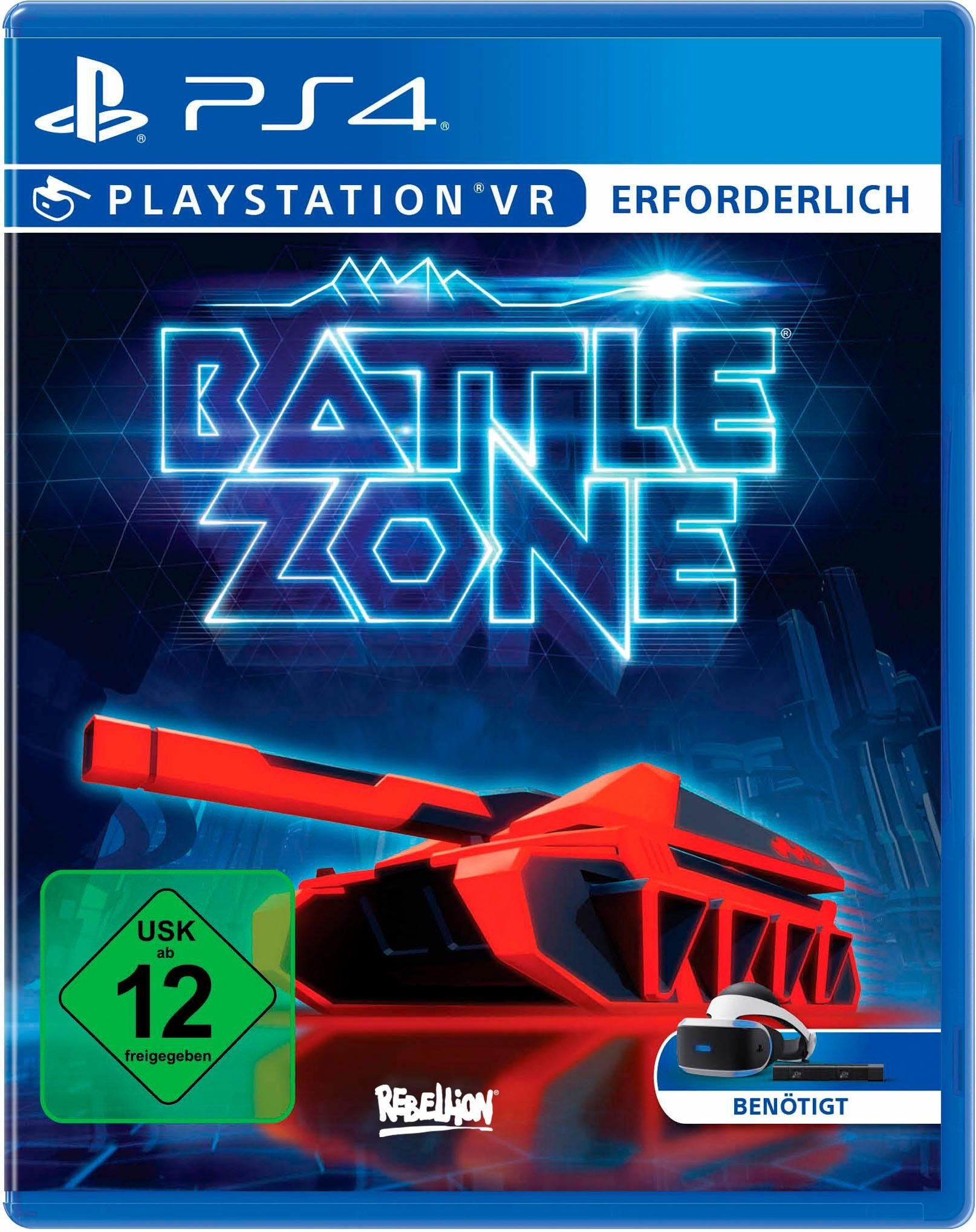 Battlezone VR PlayStation 4