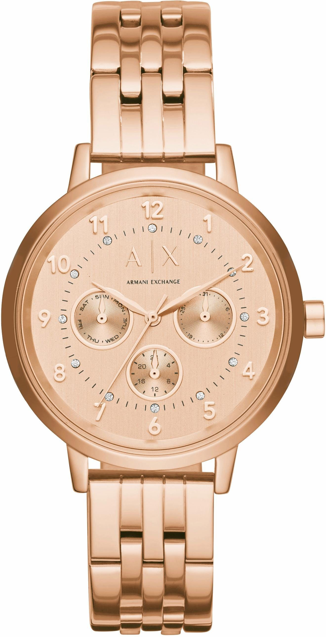ARMANI EXCHANGE Multifunktionsuhr »AX5374«