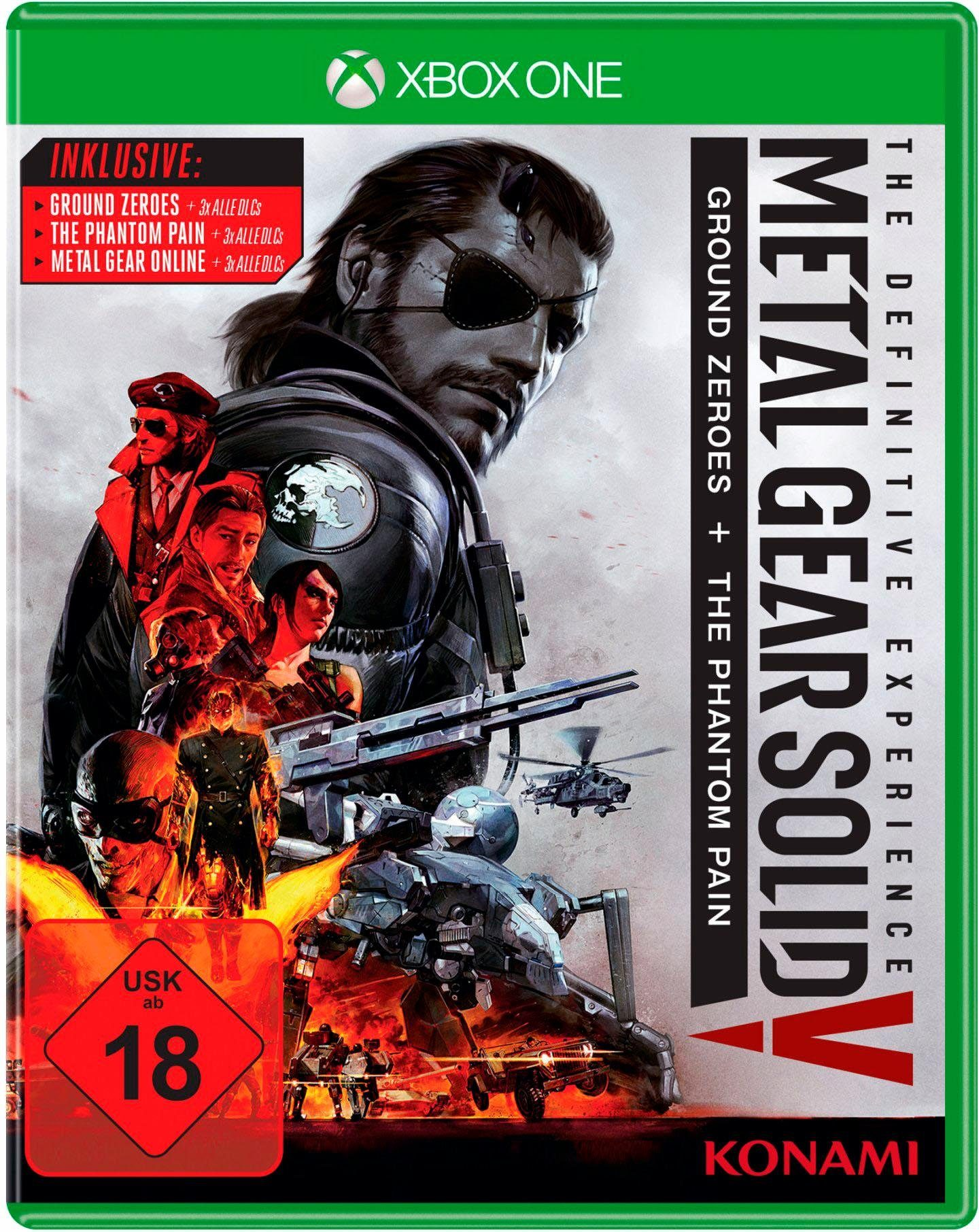 Metal Gear Solid V: The Definitive Edition Xbox One
