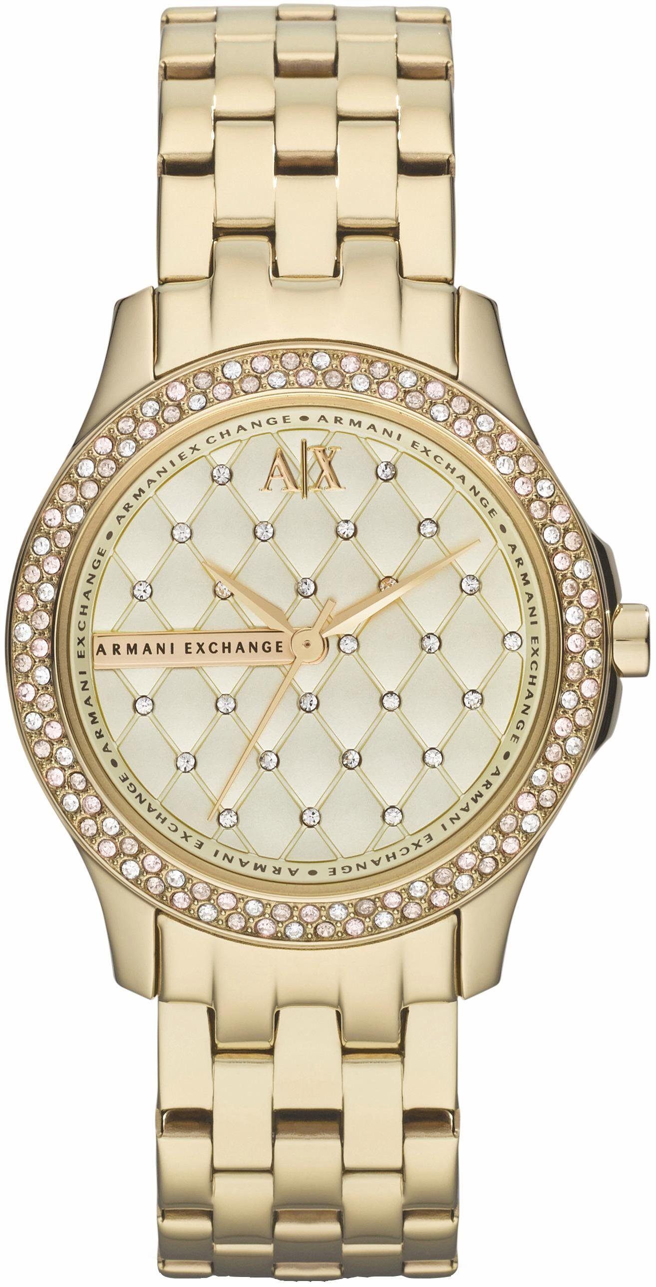 ARMANI EXCHANGE Quarzuhr »AX5216«