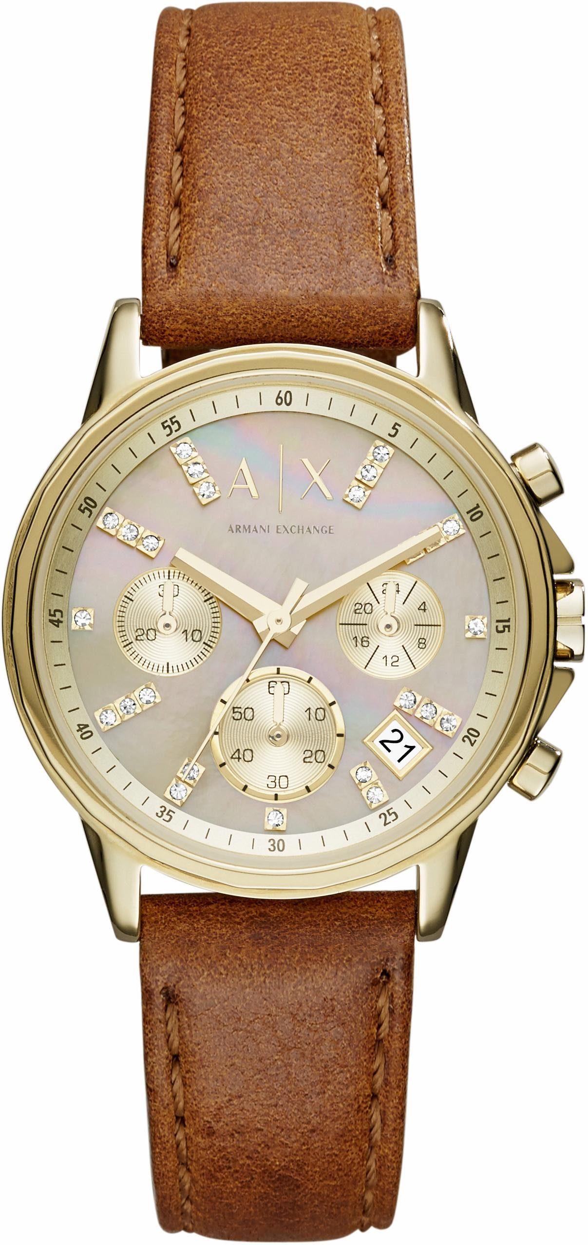 ARMANI EXCHANGE Chronograph »AX4334«