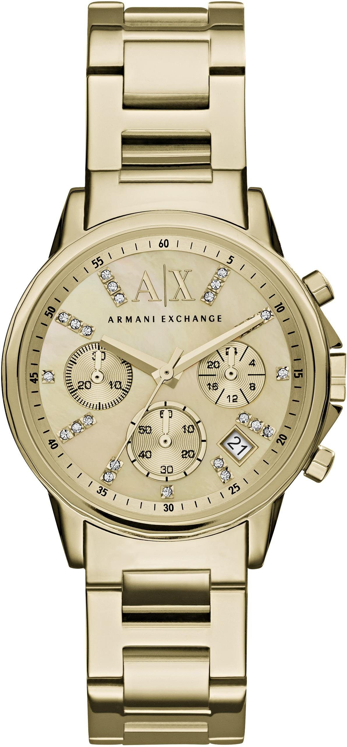 ARMANI EXCHANGE Chronograph »AX4327«