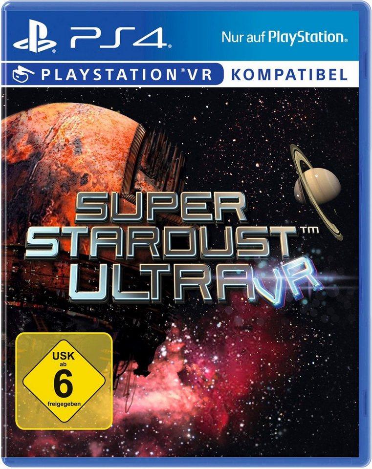 Super Stardust Ultra VR PlayStation 4