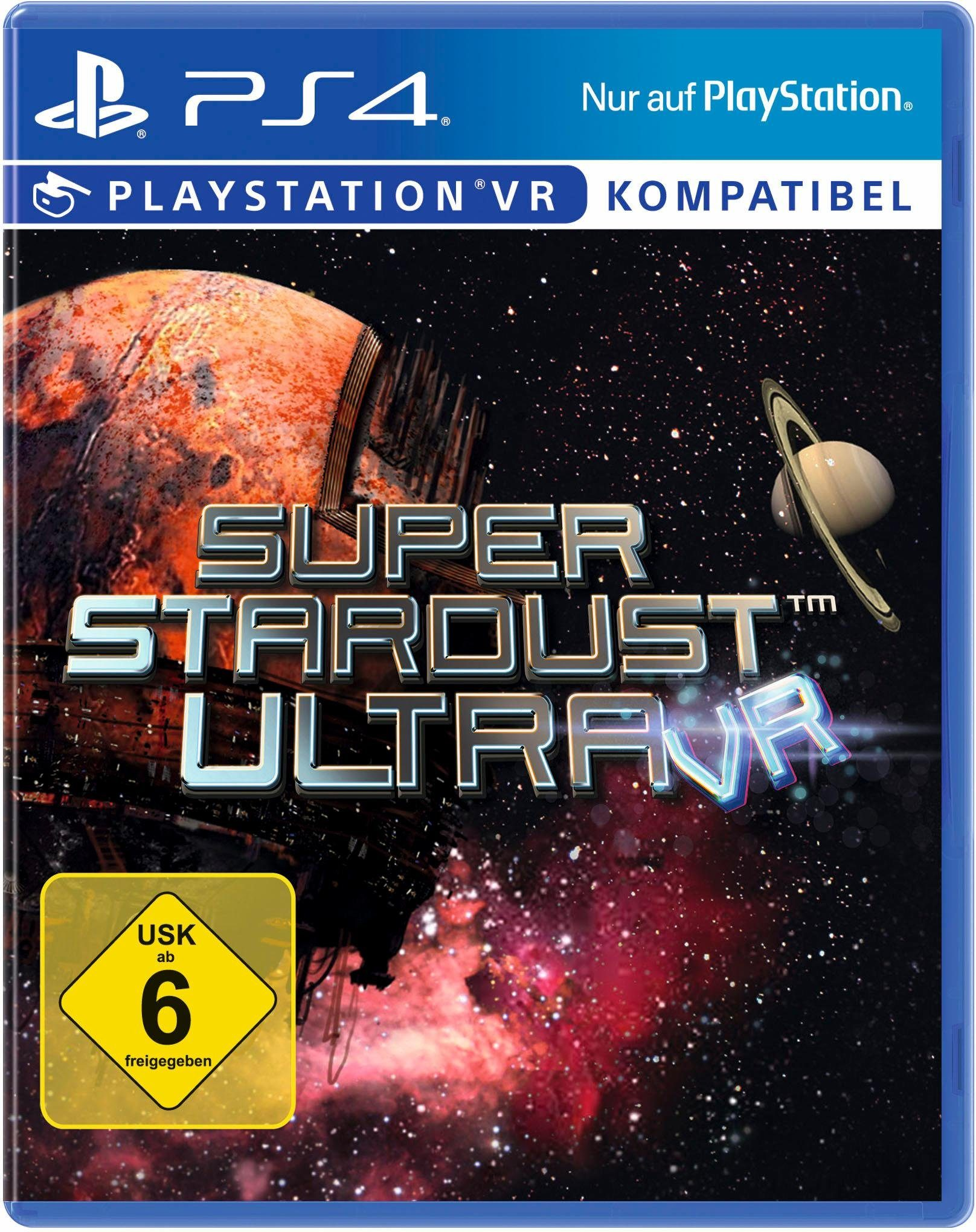 Super Stardust Ultra VR PlayStation 4