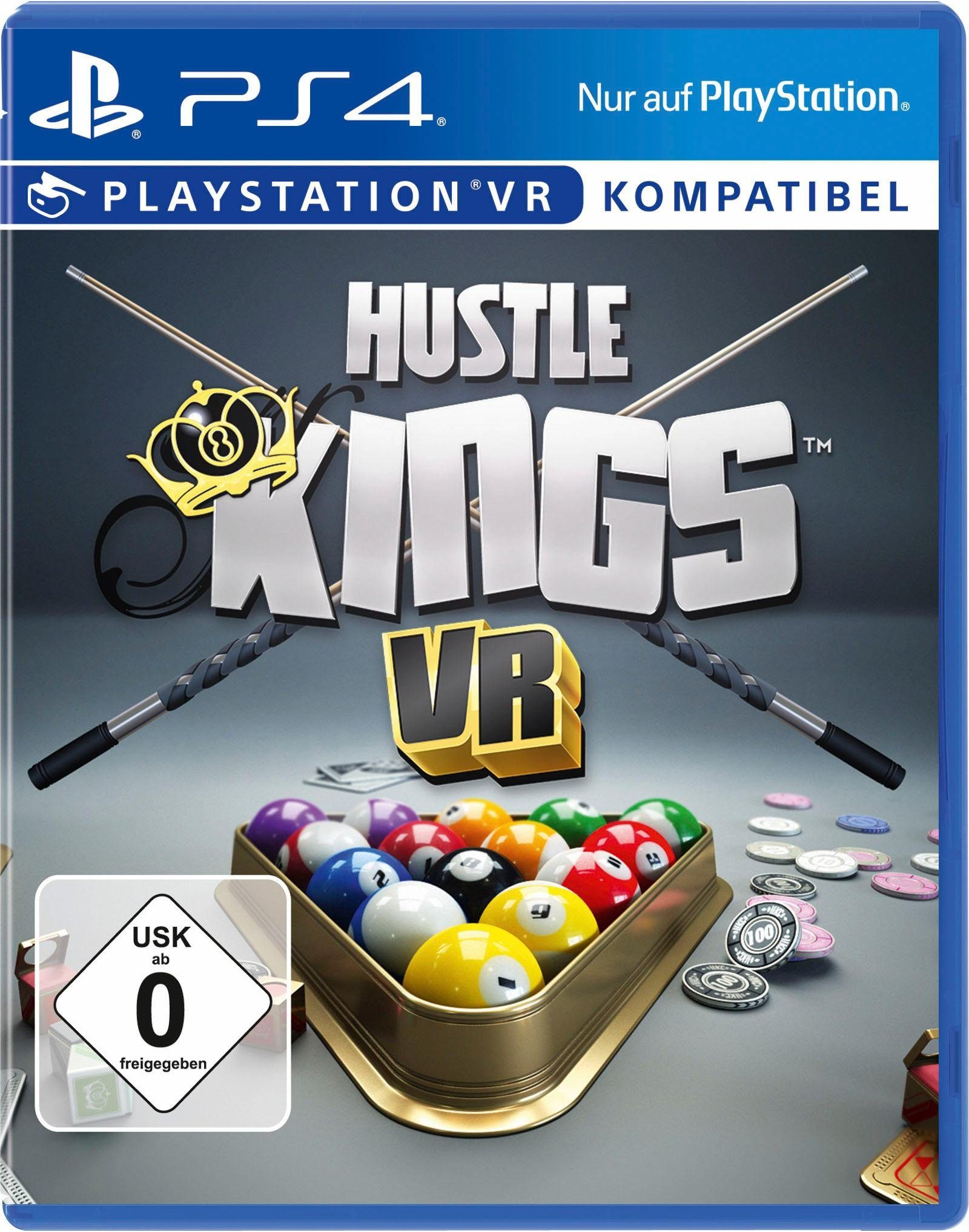 Hustle Kings VR PlayStation 4
