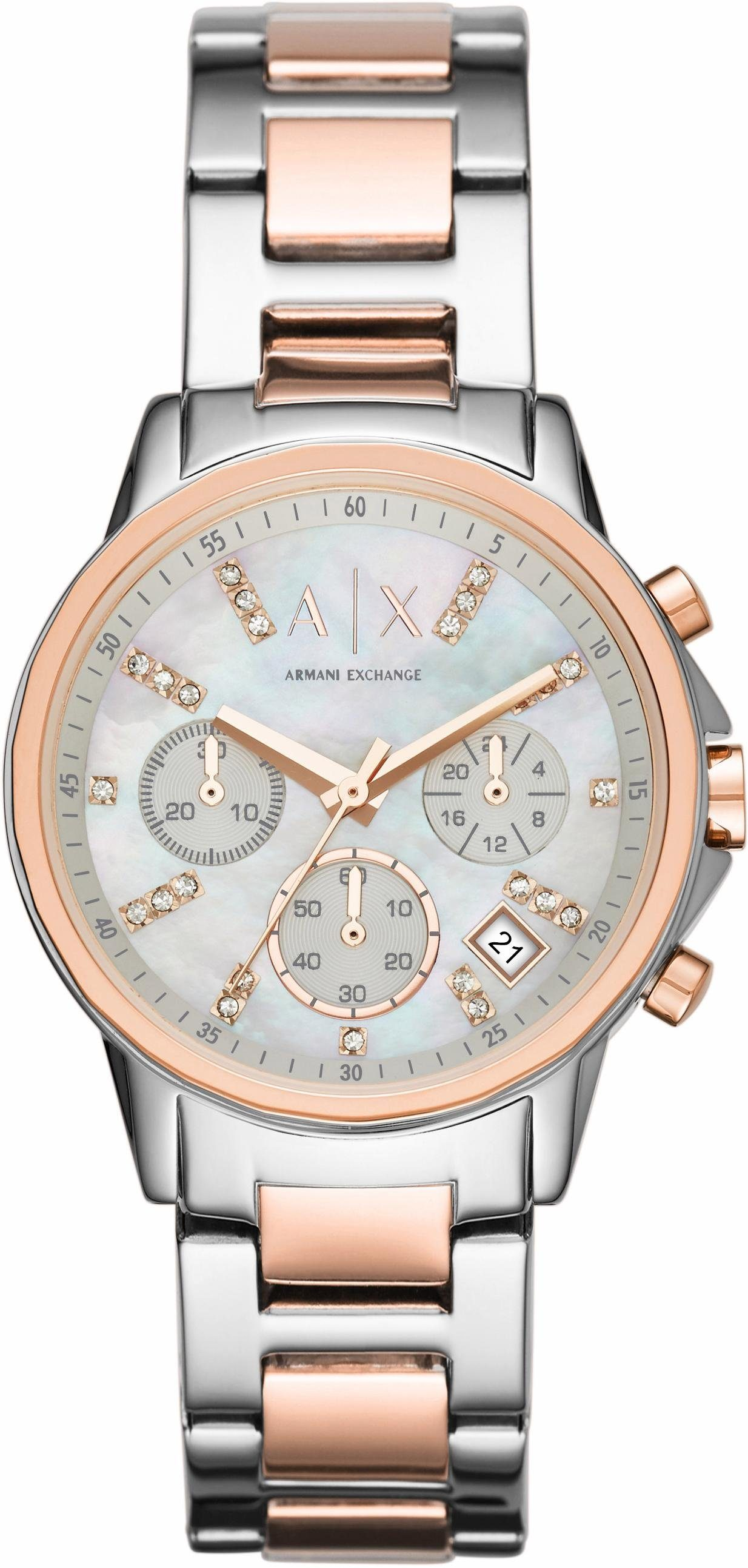ARMANI EXCHANGE Chronograph »AX4331«