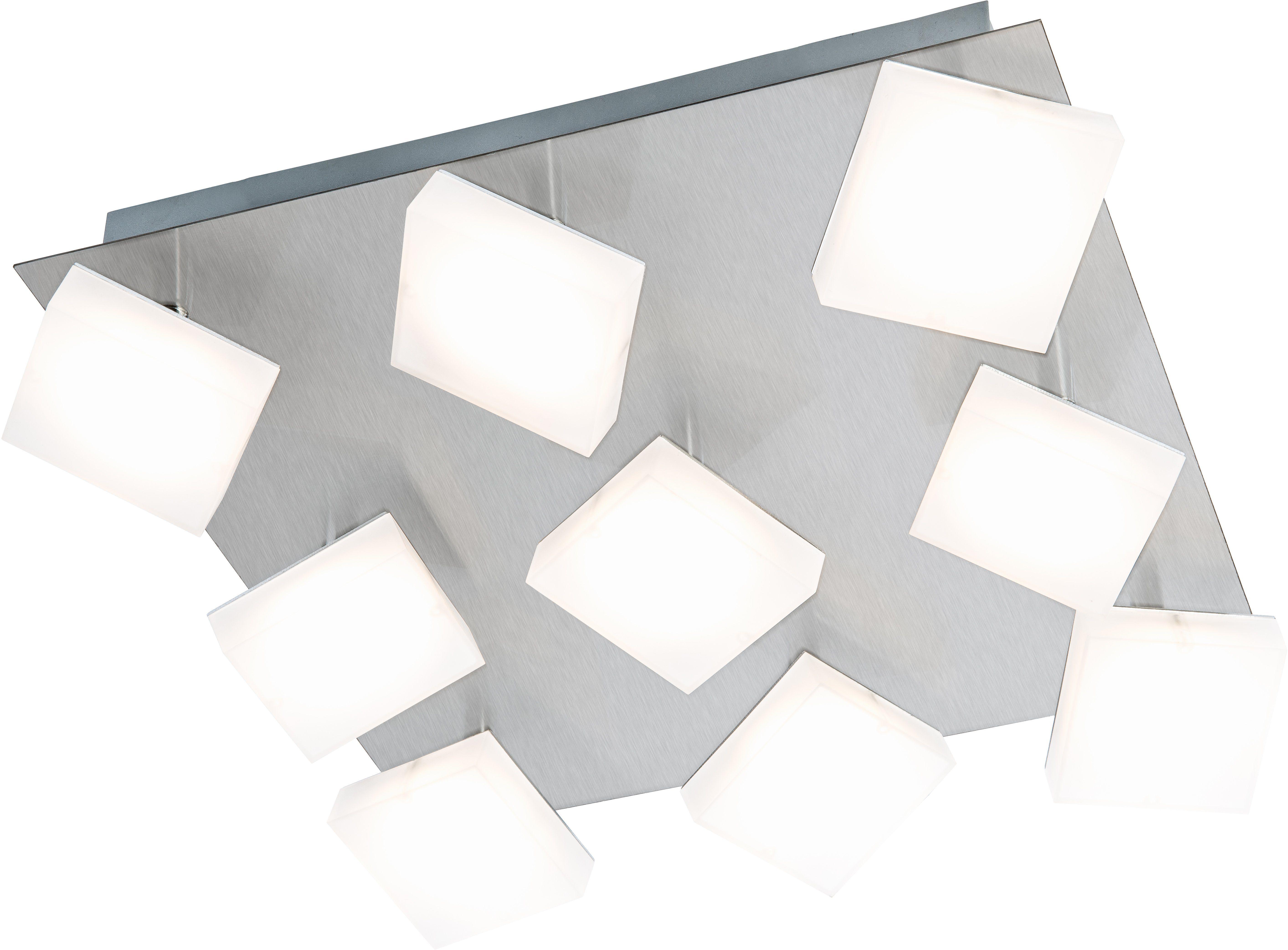Nino Leuchten LED-Deckenleuchte, 9flg., »DENISE«
