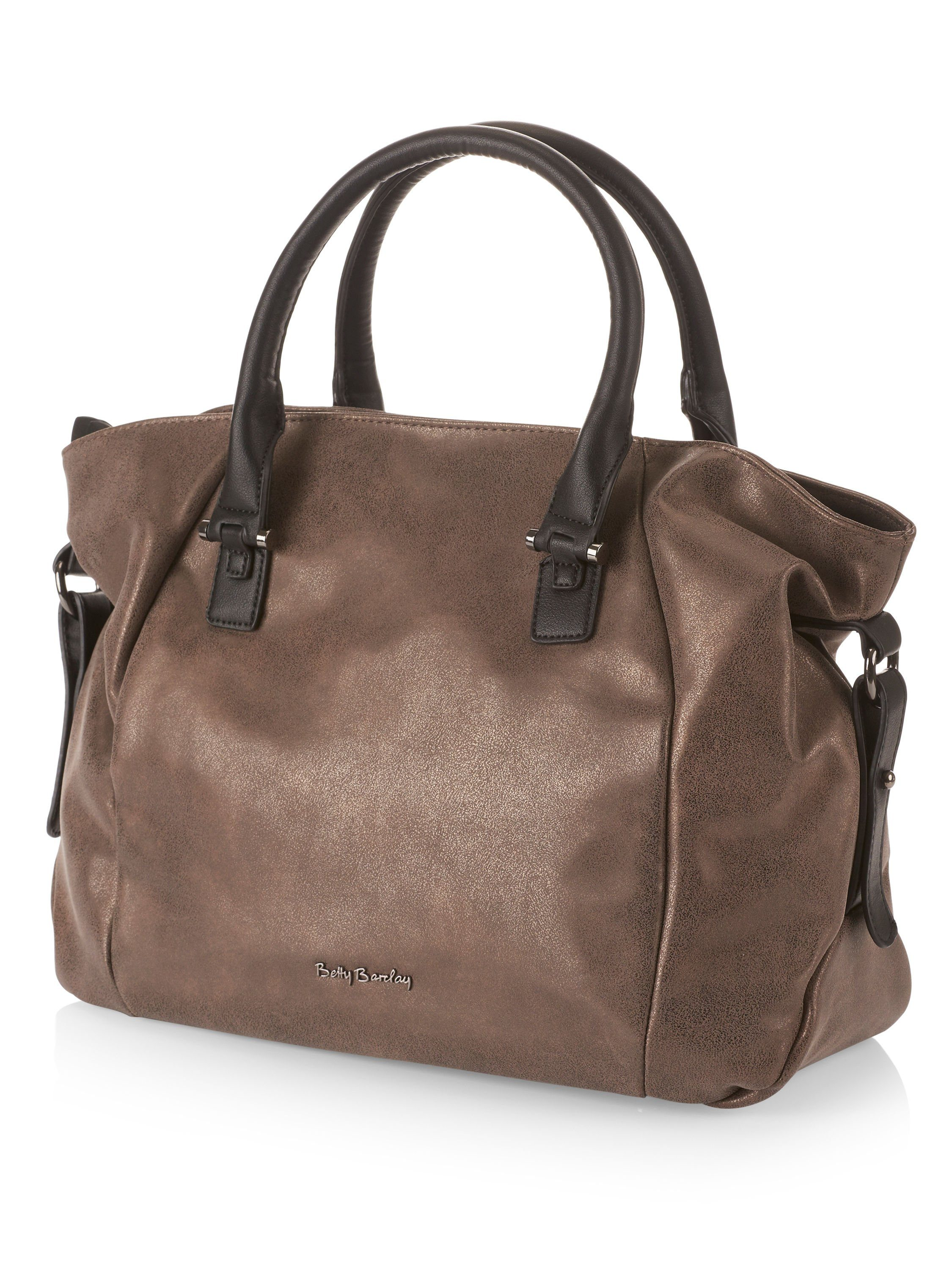 Betty Barclay Braune Handtasche