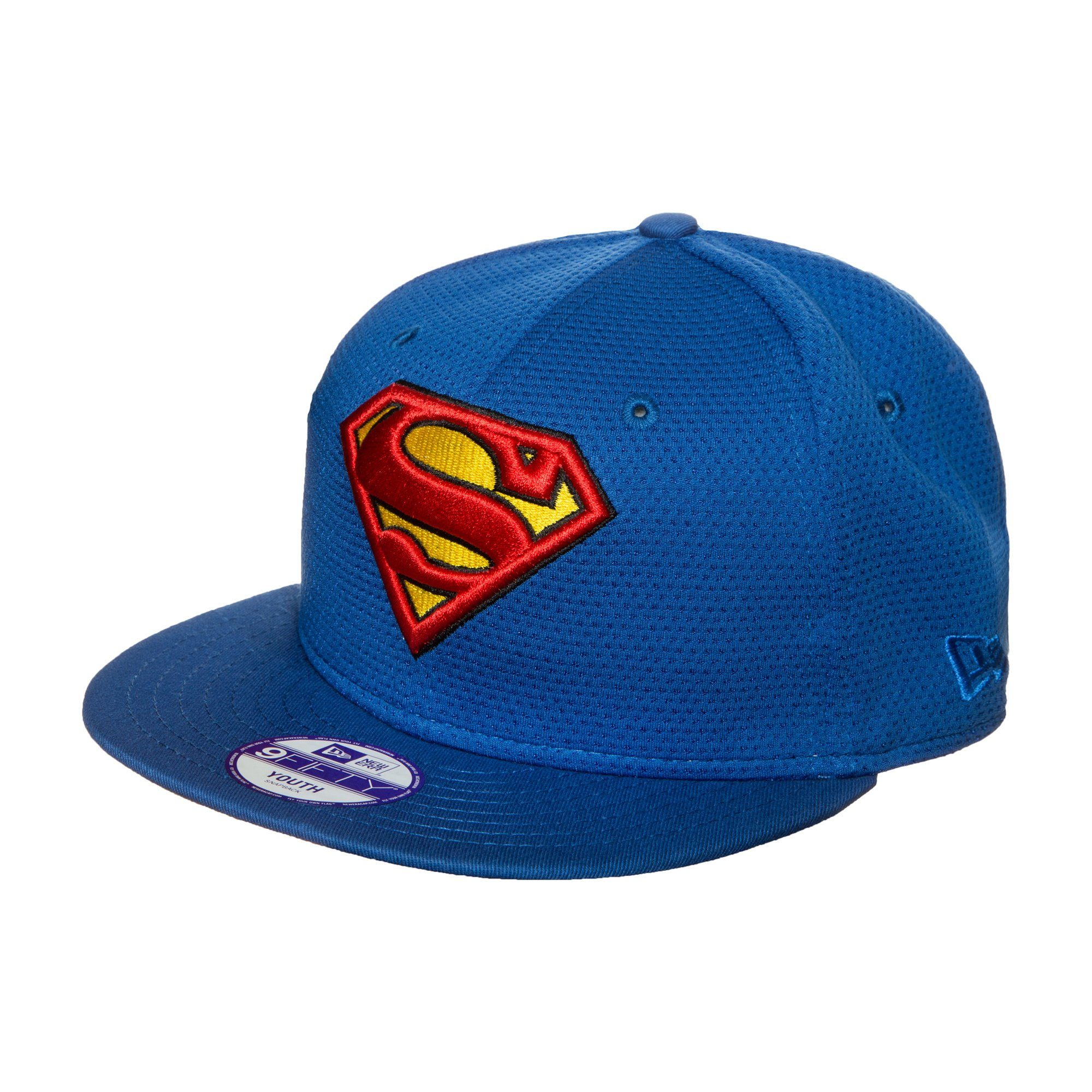 New Era 9FIFTY Mesh Hero Superman Cap Kinder