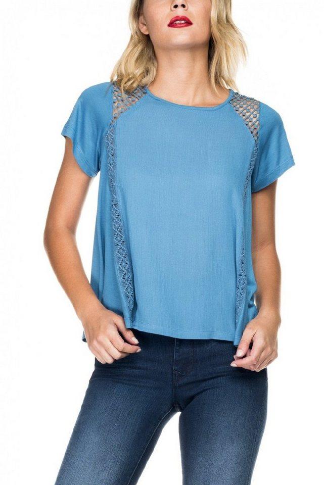 salsa jeans T-Shirt, kurzarm in Blue
