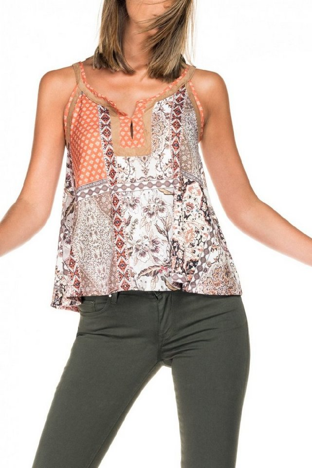 salsa jeans Top in Brown