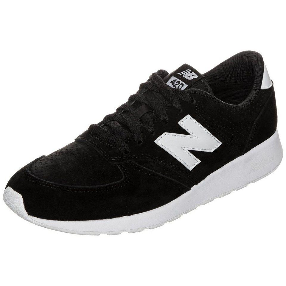NEW BALANCE MRL420-SN-D Sneaker Herren in schwarz / weiß