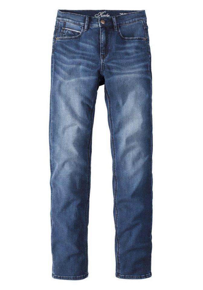 PADDOCK'S Stretch Jeans »KATE« in medium blue