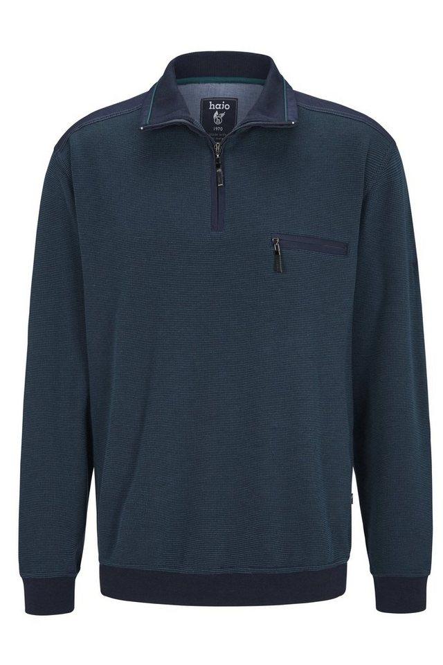 Hajo Sweatshirt in marine