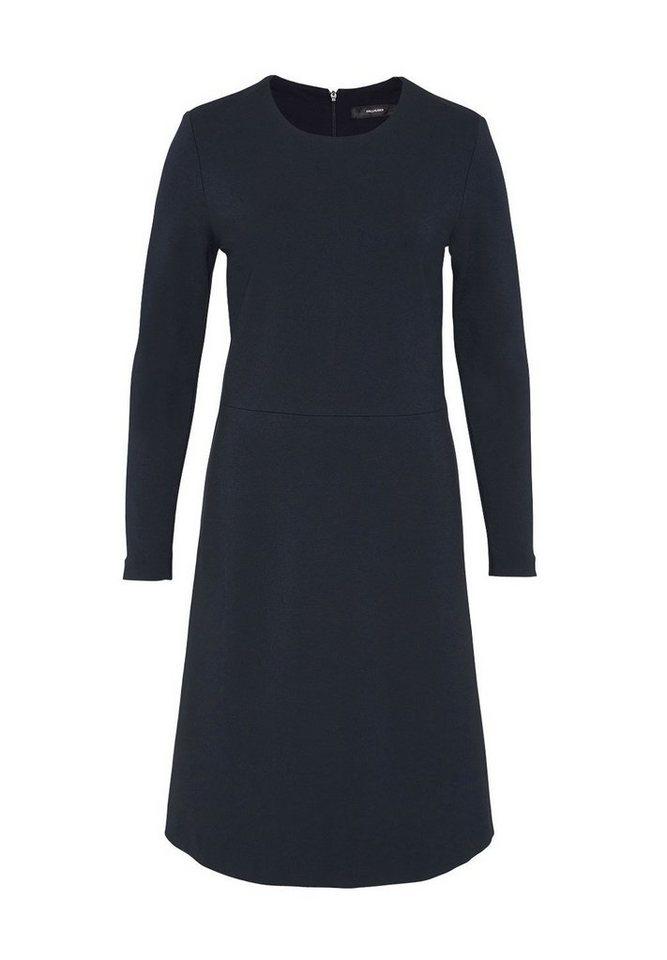 HALLHUBER Jerseykleid mit ausgestelltem Cut in dunkelblau