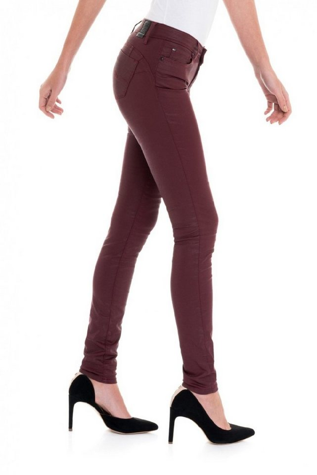 salsa jeans Jean »Push Up/ Wonder« in Red