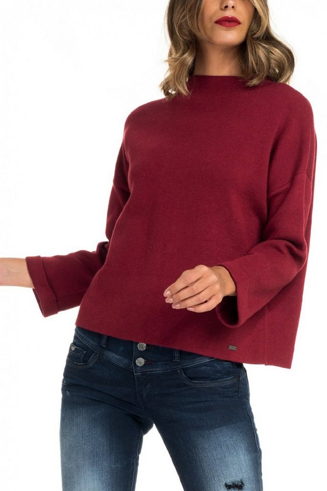 salsa jeans Pullover in Red